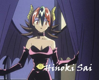 Hinoki Sai - Anime Babe for the month of July