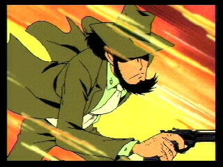 Lupin's hot-shot sidekick