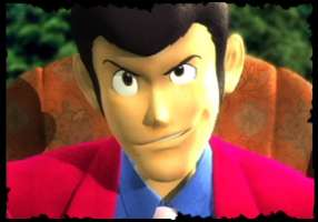 Lupin from the new game for PS2